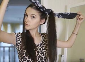 как накрутить волосы на ночь без бигуди 2