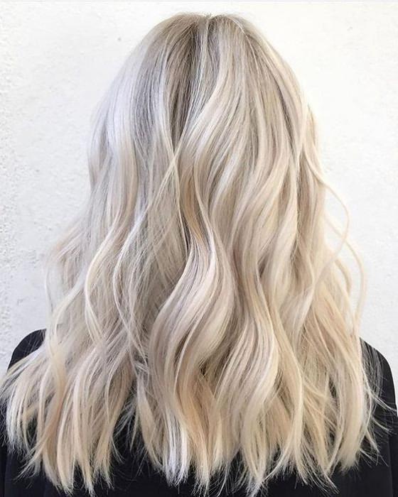 осветляющая краска для волос без желтизны