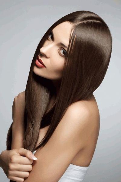 Масло кокоса гарантирует блеск волос