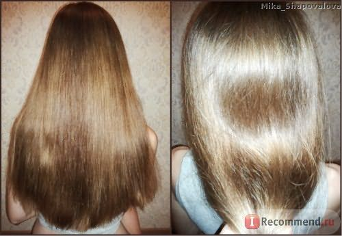 Состав для кератинового выпрямления волос Kerarganic Power of Cacao фото