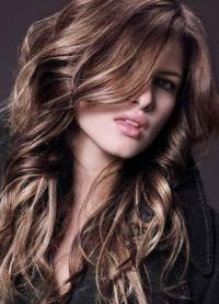 омбре эффект выгоревших волос 2