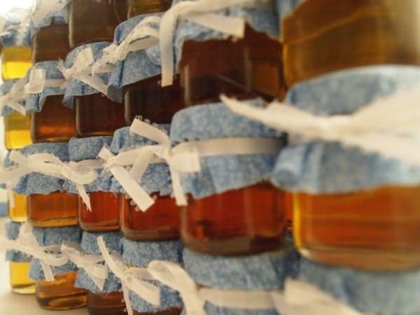 Все медовое разнообразие отражено в палитрах современных красок