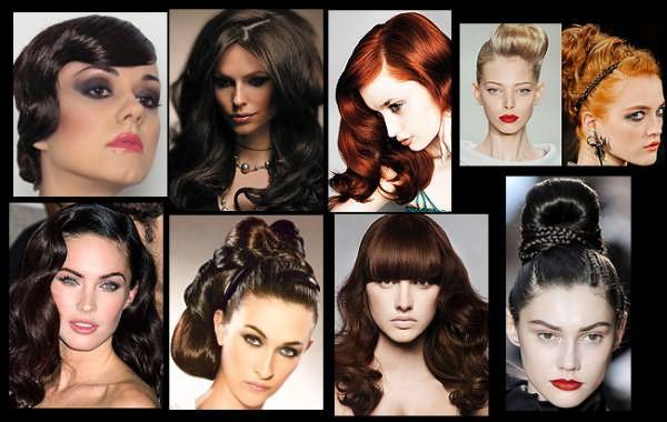 Варианты причёсок, которые можно воплотить при помощи спрея сильной фиксации