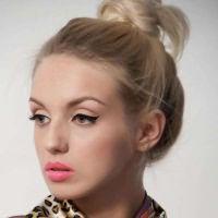 макияж для русых с зелеными глазами 4