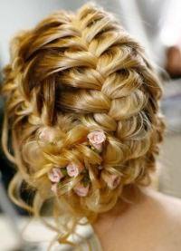 модные укладки на длинные волосы 2015 5
