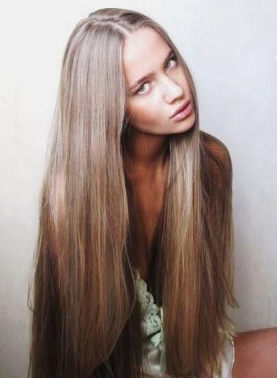 натуральные оттенки русого цвета волос 1