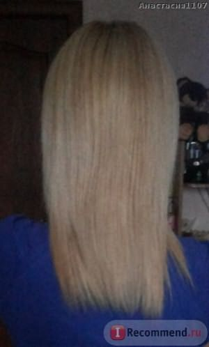 волосы после покраски