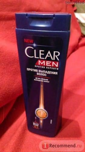 Шампунь от перхоти CLEAR VITA ABE Men