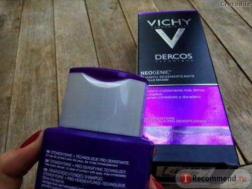 Шампунь Vichy Dercos Neogenic фото