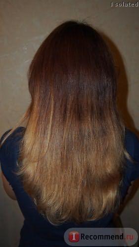 Ламинирование волос Ollin