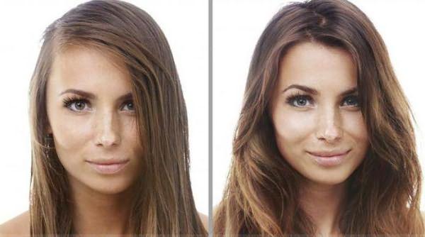спрей для прикорневого объема волос