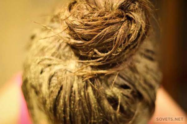 Маски из хны для волос