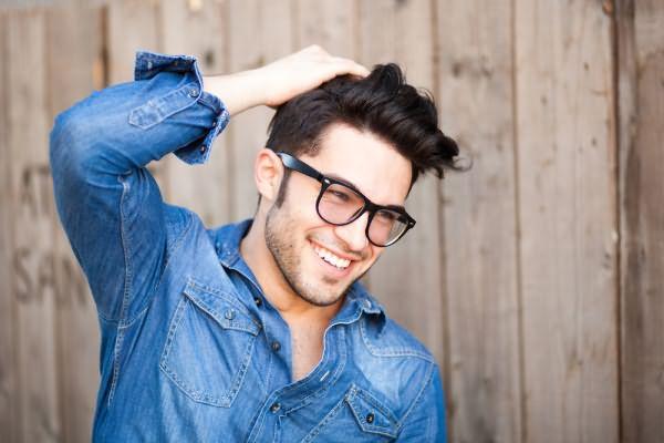 Укладочные средства помогают придать стильную форму мужской стрижке