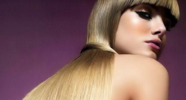 Ламинированные волосы – сила и блеск