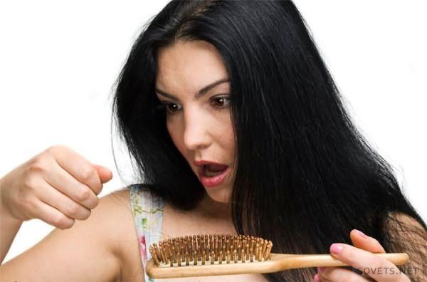 Выпадают волосы, что делать?