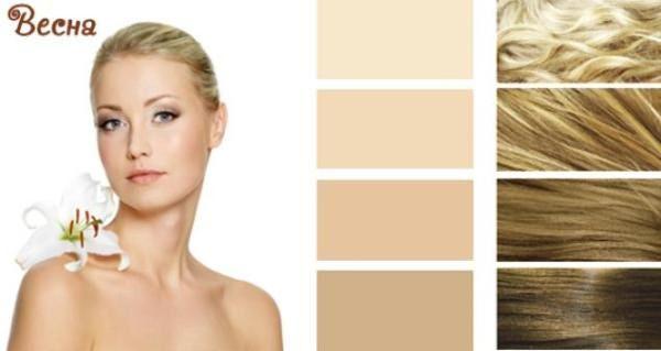 Блондинкам проще всего стать русалкой, шатенкой или даже брюнеткой