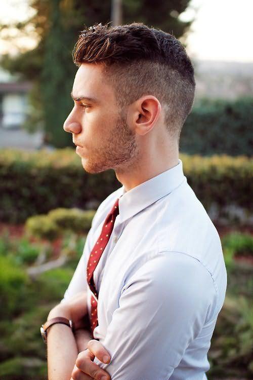мужские прически 2014 на короткие волосы фото