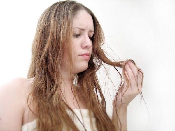 Жирные волосы – самые проблемные.