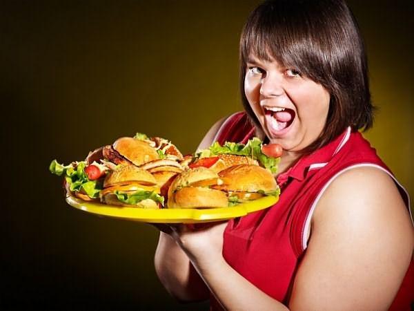 Вредная еда – это минус фигура и минус красивая прическа!