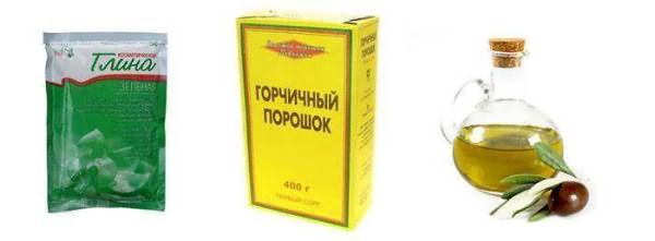 Vosstanavlivayushchaya maska s gorchitsey