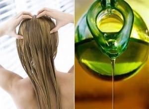 Растительные масла великолепно ухаживают за волосами