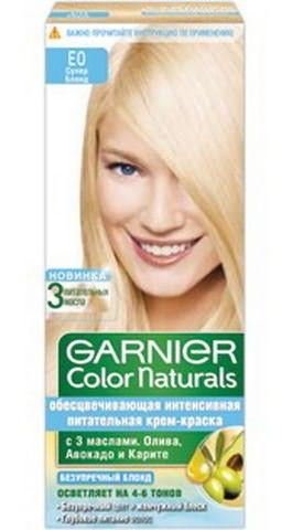 Color Naturals E0