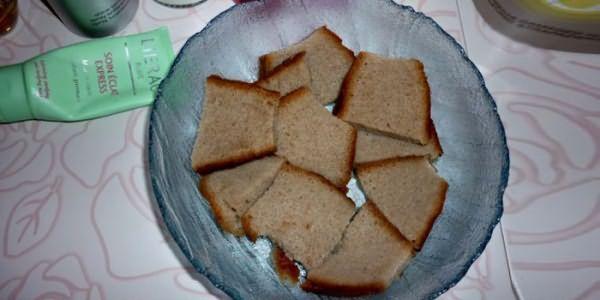 Хлеб для изготовления маски
