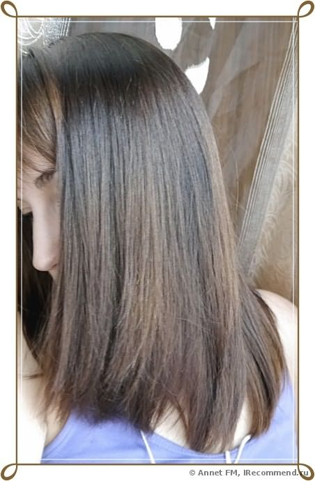 Оттеночный шампунь для волос Kapous Live color фото