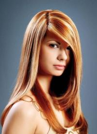 карамельный цвет волос краска 7