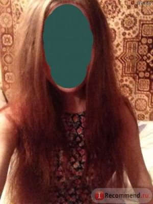 Выпрямление волос Brazilian Blowout фото
