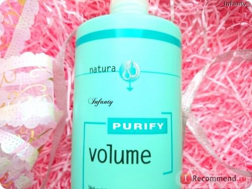 Кондиционер для волос Kaaral Purify Volume Conditioner фото