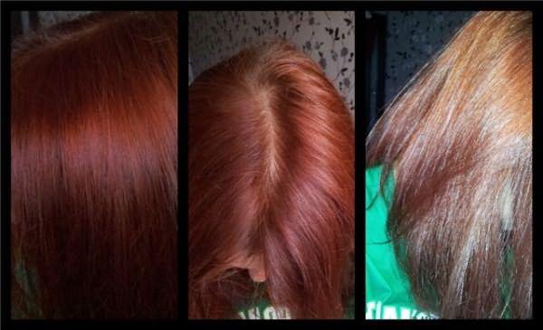 Краска для волос Lush Хна красная фото