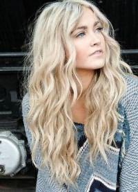 как делать красивые локоны на длинные волосы 7