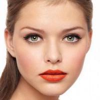 макияж для русых с зелеными глазами 5