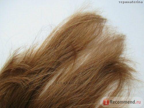 До полировки волос