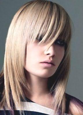 прически стрижки для тонких волос 21