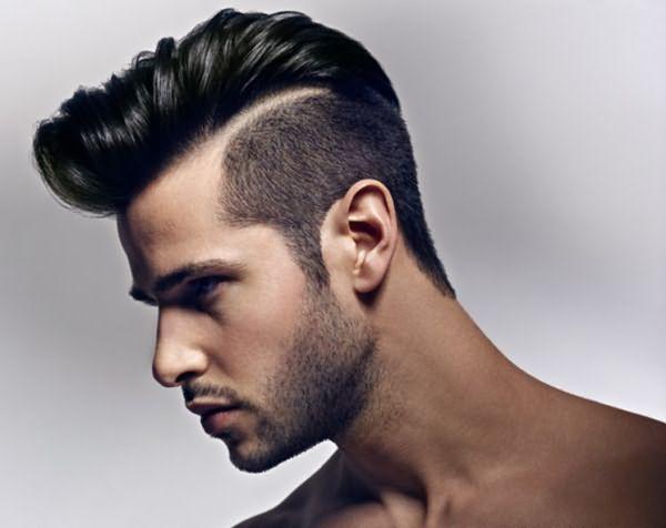 Сексуальные причёски парней