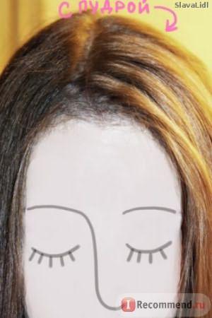 Стайлинг-пудра для волос Got2b Порошок фото