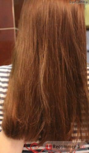 волосы после без вспышки