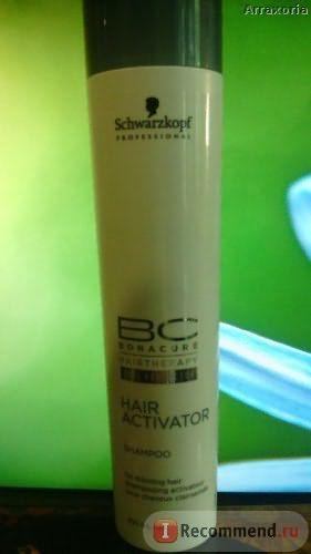 Шампунь для роста волос Schwarzkopf Professional Bonacure Hair Growth фото