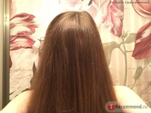 Высохший волос