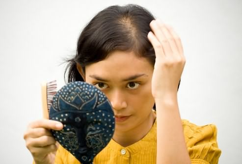 Внимательное отношение к волосам поможет вовремя обнаружить проблему