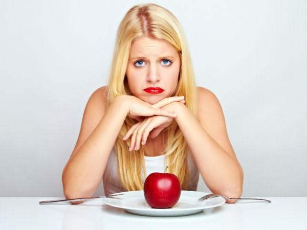 Сели на диету? Вряд ли это понравится вашим волосам