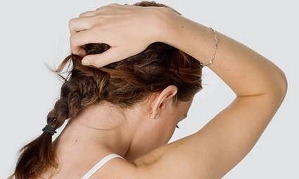 Желание почесать голову иногда трудно превозмочь