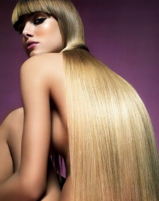Как добиться быстрого роста волос