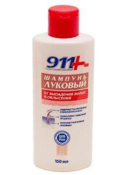 шампуни 911 от выпадения волос