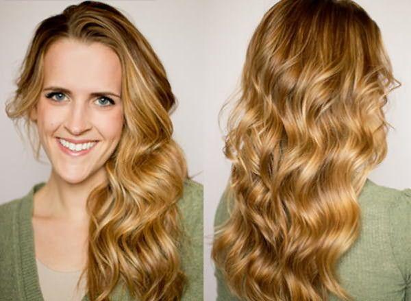 Биозавивка наиболее безопасна для здоровья волос