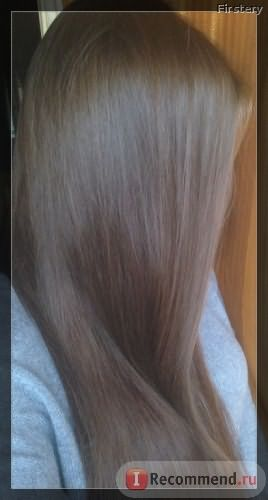 Волосы при дневном свете