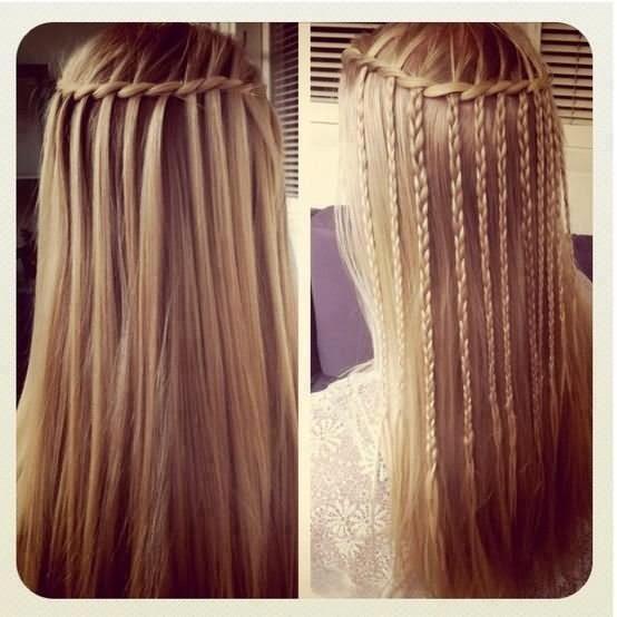 Примеры причесок с косами