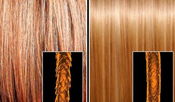 Как хна для волос укрепляет их